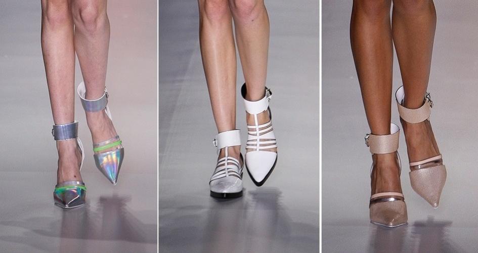 Sapatos SPFW Verão 2014 Triton