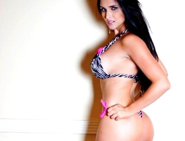 Sylvia Andrade vai representar o Vitória no Belas da Torcida 2013