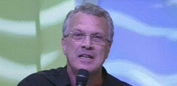 "Pedro Bial na final do ""BBB13"""