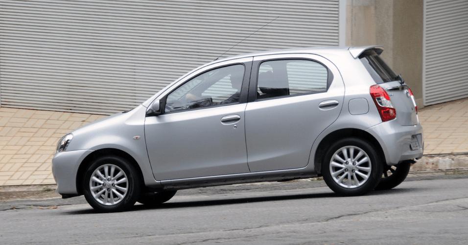 Toyota Etios 1.5 XLS