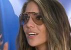 Anamara diz que perdeu o prêmio por causa de união das torcidas rivais - Reprodução/Globo