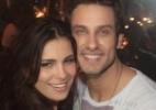 Depois de 3 meses de namoro, ex-BBB Eliéser termina romance com Kamilla - Derick Abreu / Photo Rio News