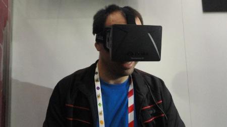 Oculus Rift é uma proposta que torna viável a realidade virtual nos videogames