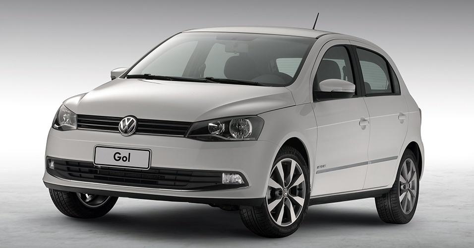 Volkswagen Gol Highline 2014