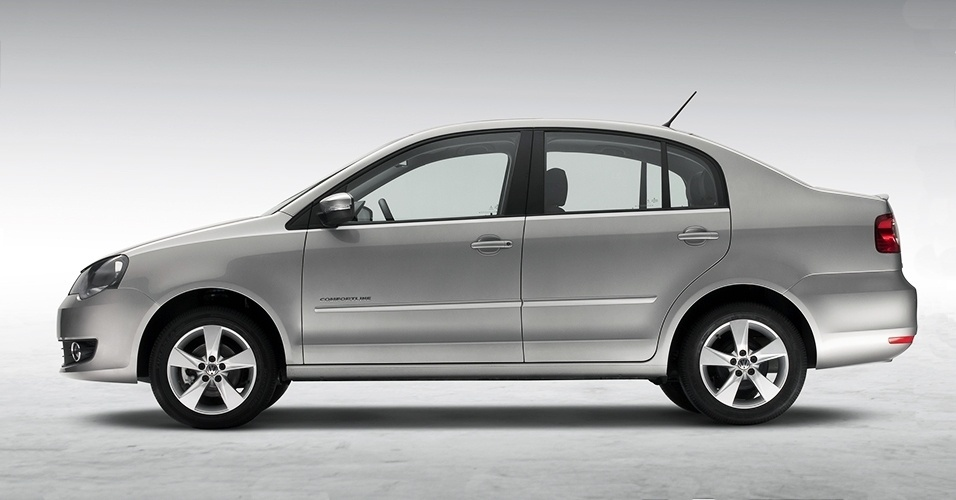Volkswagen Polo Sedan Comfortline 2014