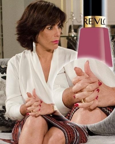 "Esmalte de novela - Roberta ""Guerra dos Sexos"" - Plum Seduction, Revlon"