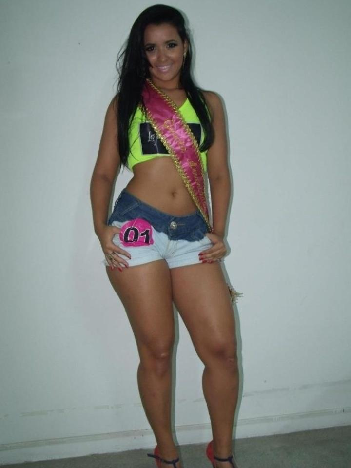 Salma Maires se inscreveu para representar o Ceará no Belas da Torcida 2013