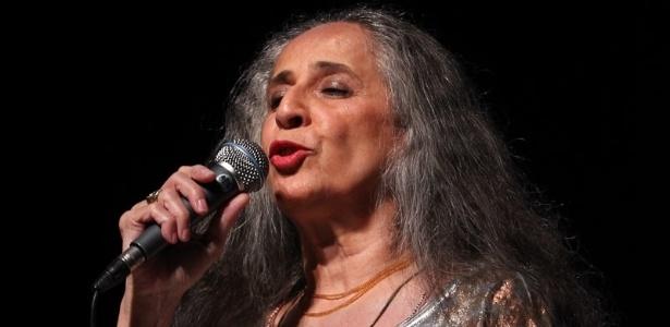 30.mar.2013 - Maria Bethânia estreia a turnê