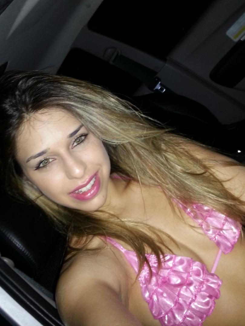 Caroline Carpes quer ser representante do Paysandu no Belas da Torcida 2013