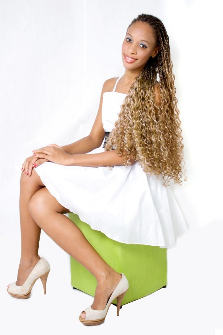Lorena Reis se inscreveu para representar o Paysandu no Belas da Torcida 2013