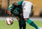 Patrick Vieira volta a treinar com bola no Palmeiras