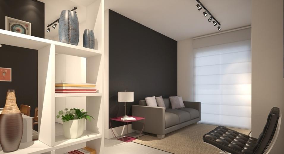 Veja algumas sugest es que renovam a casa sem causar - Pinturas para salones modernos ...