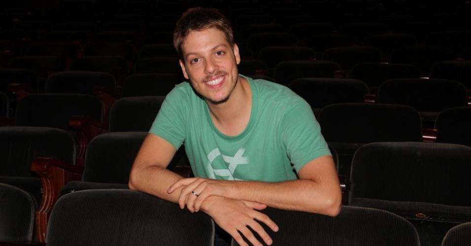 3.abr.2013 - Fábio Porchat é a estrela da revista