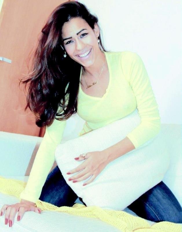 Adília Araújo se inscreveu para representar o Goiás no Belas da Torcida 2013