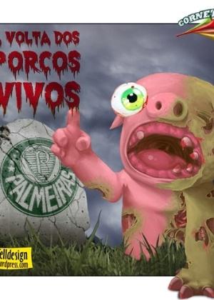 Corneta FC: Vitória garante a volta dos porcos vivos