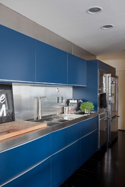 decoracao cozinha loft: loft Itaim é assinado pelo escritório FGMF Arquitetos Fran Parente
