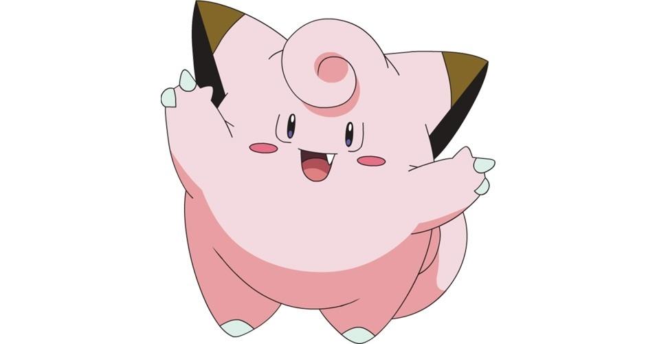 Pokemon Clefairy Images