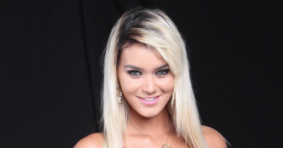 Jackeline dos Santos vai representar o Coritiba no Belas da Torcida 2013