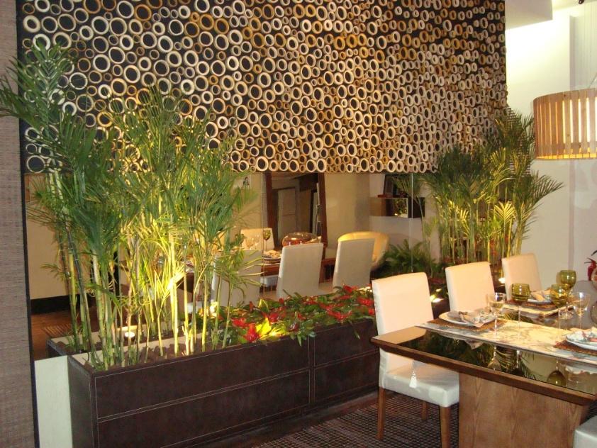 papel de parede decoracao de interiores:Veja ideias criativas e impactantes para decorar as paredes de sua