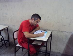 Divulga��o: Preso � transferido para cursar educa��o f�sica na Universidade Federal de Vi�osa