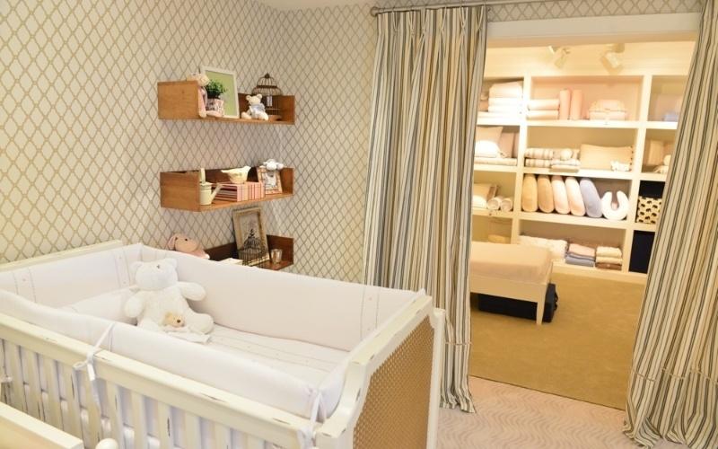 Confira projetos de quartos para bebês da Mostra Q&E  BOL Fotos  BOL Fotos