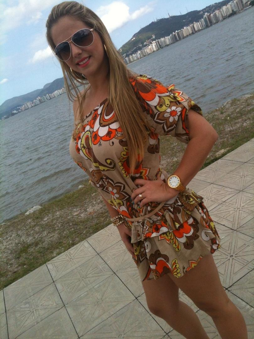 Soraia Petris pode representar o Avaí no Belas da Torcida 2013