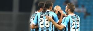 No Sul: Grêmio vence o Cerâmica, se classifica e embala para 'decisão' contra o Fluminense