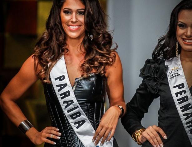 abr.2013 - Final do Miss Brasil World 2013 Leandro Moraes/UOL Mais