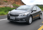 Novo Kia Cerato  carro demais com motor de menos  (Foto: Divulgao)
