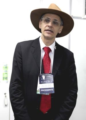 Presidente do Conselho Eleitoral da CGADB (Convenção Geral das Assembleias de Deus do Brasil), pastor Antonio Carlos Lorenzetti, participa da 41ª edição da CGADB (Convenção Geral das Assembleias de Deus do Brasil)