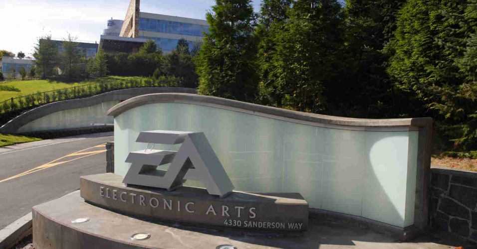 """Com cerca de 3.000 funcionários, os estúdios da EA Canada, em Vancouver, produzem a série """"FIFA"""", dentre outras"""