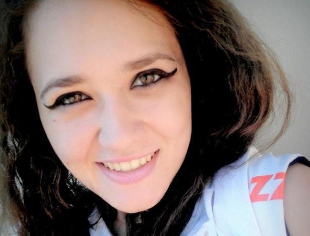 Breylla Silva está na briga para representar o Corinthians no Belas da Torcida 2013