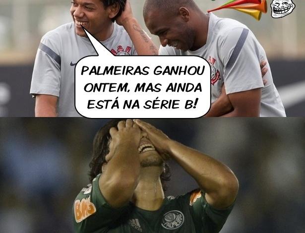 Corneta FC: Romarinho explica a situação do Palmeiras
