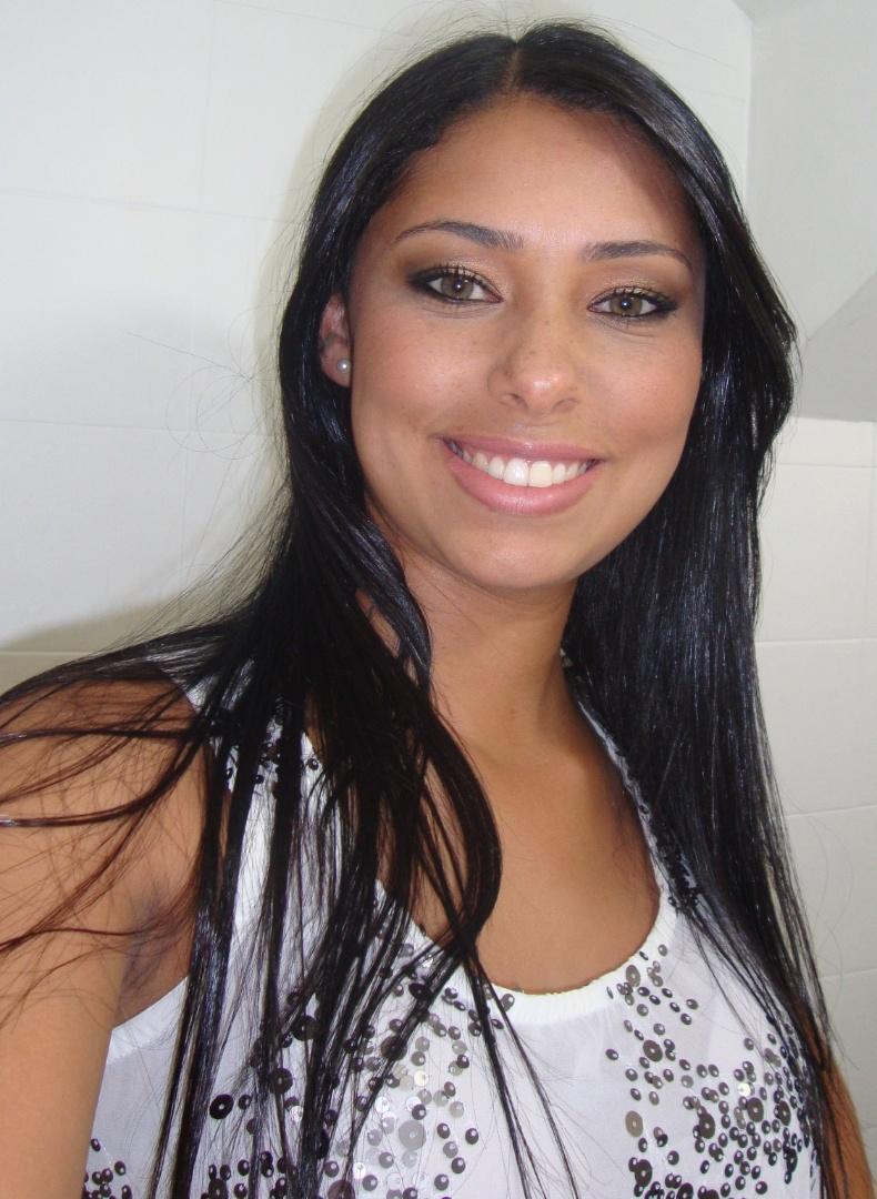 Danielle Carvalho se inscreveu para representar o Corinthians no Belas da Torcida 2013
