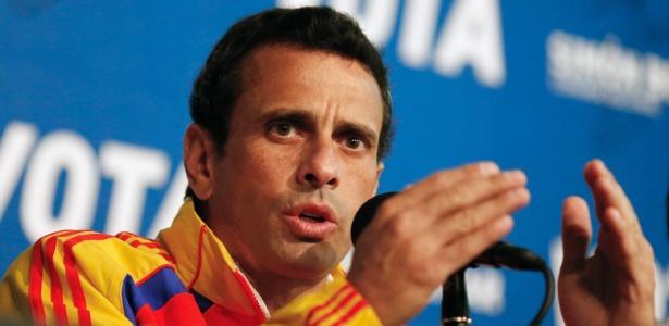 Henrique Capriles quer recontagem de votos na Venezuela