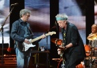 Novo disco dos Rolling Stones terá participação de Eric Clapton - Larry Busacca/Getty Images