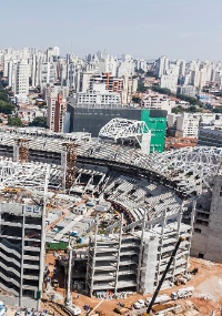 Arena Palestra: Allianz paga R$ 300 mi e 'batiza' arena palmeirense
