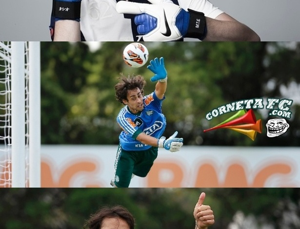 Corneta FC: Valdívia esquece rivalidade e ensina Cássio