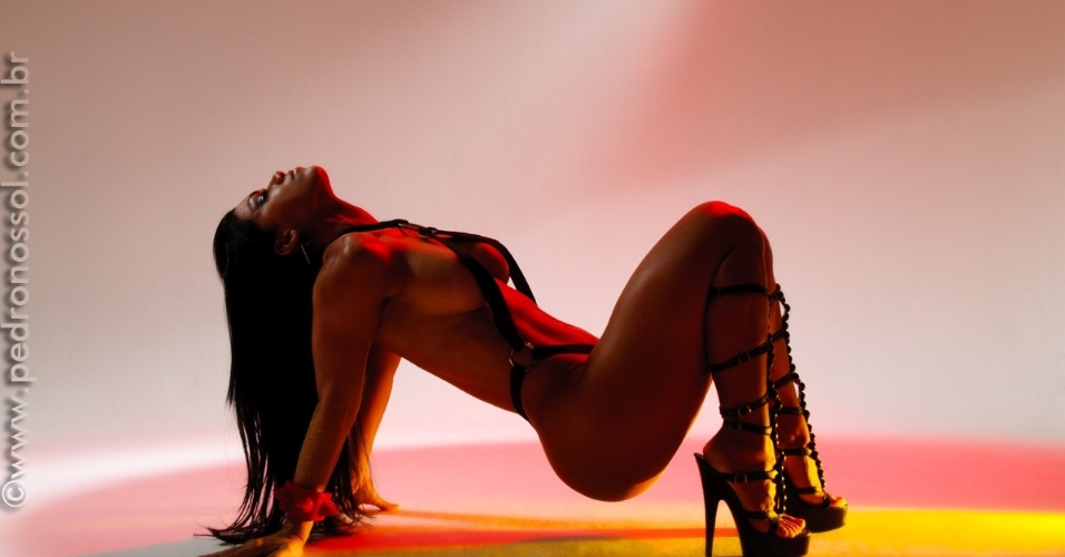 Laura Rocha vai representar o Flamengo no Belas da Torcida 2013