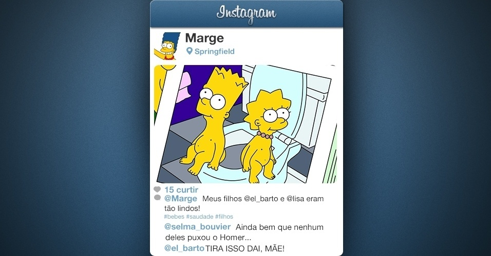 Instagram da ficção: veja como personagens famosos poderiam usar a rede social de fotos