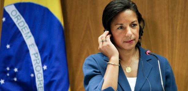 Susan Rice afirmou que os EUA irão colaborar com o Brasil na segurança dos grandes eventos