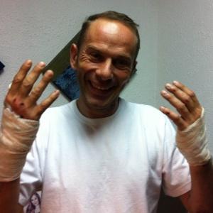 Rafael Ilha foi preso em Foz do Iguaçu (PR)