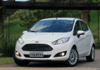 New Fiesta Titanium 1.6 Powershift