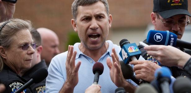 Ruslan Tsarni, tio dos dois jovens suspeitos do atentado na Maratona de Boston