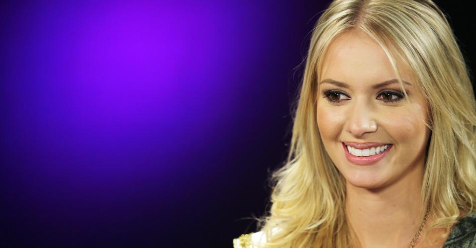 A nova Miss Brasil World vai agora disputar o Miss Mundo 2013, que será no dia 28 de setembro, em Bali, na Indonésia