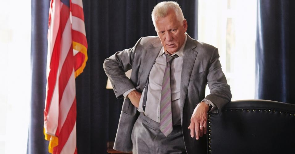 """Channing Tatum (John Cale) e Jamie Foxx (Presidente James Sawyer) atuam juntos em """"Ataque à Casa Branca"""" (White House Down). Dirigido por Roland Emmerich, o filme tem roteiro assinado por James Vanderbilt, de """"Zodíaco"""" e """"O Espetacular Homem-Aranha"""""""