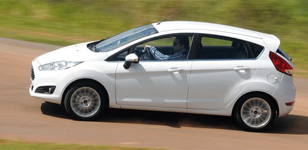 New Fiesta Titanium Powershift: topo da gama do modelo crucial para a Ford no Brasil