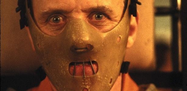 HAnnibal Lector, interpretado pelo ator Anthony Hopkins em