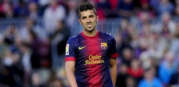 David Villa tentará reencontrar seu bom futebol agora no Atlético de Madri