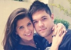 Ex-BBBs Nasser e Andressa aproveitam fim de semana em São Paulo (Foto: Reprodução / Instagram)
